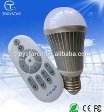 Diamond light with remote control system color temperature and brightness adjustable 9007-2 xenon halogen auto hid xenon bulb