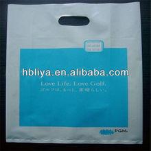 Biodegradable custom pe print mobile plastic bag