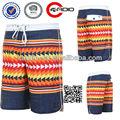 2014 nueva llegada personalizado sublimación beachshorts para hombre azul marino mañana boardshorts personalizado diseño de trajes de baño