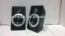 Manufacturer selling 2.1 desktop speakers with usb for dvd player