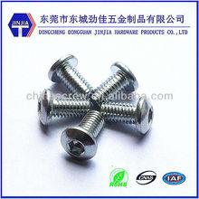 DIN Standard big head screw with internal hexagon M6.0