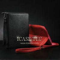 for ipad mini cover, book leather case for ipad mini