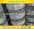 alta qualidade fábrica anping revestido de zinco galvanizado cerca de gado