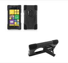 For Nokia Lumia 1020 Elvis EOS 909 case Trifecta Kickstand Hard Soft Case