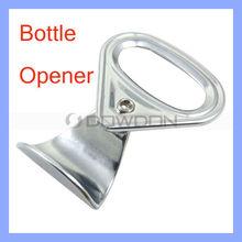 Silver Beer/Vinegar/Wine Stainless Steel Bottle Opener
