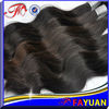 Full Cuticle unprocessed no chemical 5a cheap 100% lady star human hair