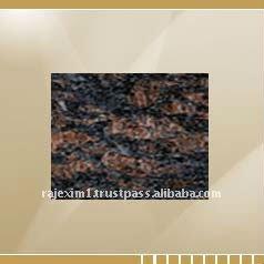 Indian Tan Brown Granite
