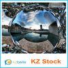 304 grade 500-2000mm garden ornament stainless steel hollow ball sphere