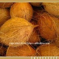 Matured coconut supplier