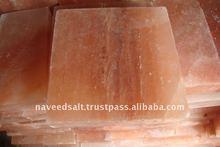 Therapy Use Healthful Natural Himalayan Crystal Salt Slabs