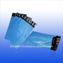 Blue Polythene Mailing bags