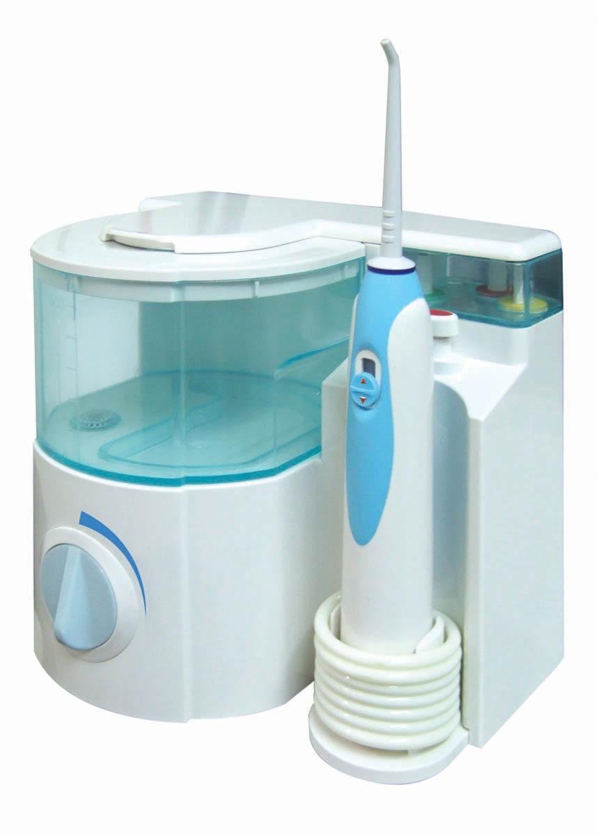 Oral Irrigation System 18