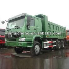 HOWO 6x4 266HP/196KW/EURO2 DUMP/TIPPER TRUCK