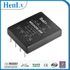 15v dc output power supply,12v input 20w isolation regulated dc dc converter
