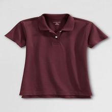 Children's polo tee shirt