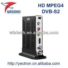 2015 popular dvb-s2 tv box digital tv converter set top box