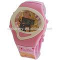 personalizada reloj de pulsera reloj china fabricante en dongguan