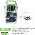 3.6 V mini sem fio chave de fenda com GS CE Rohs