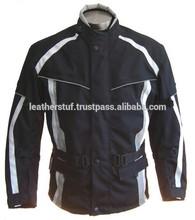 Mens Armoured Cordura Textiles Motorbike BIking Motorcycle Short Jacket Racing Sports