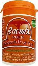 """Baomix pulp"" Organic Baobab pulp Tablets"