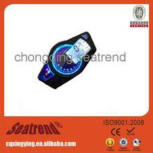 Universal motorcycle lcd display speedometer