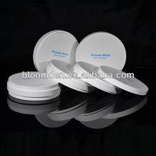 Cerec CAD/CAM Milling Zirconia Block for Dental