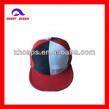 Fashion mens leather caps