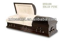 Casket Images(Wooden Casket of HT-0109)