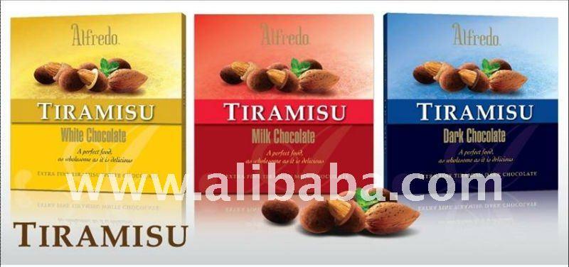 Alfredo Tiramisu Chocolate - 150G