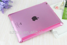 Fashion cool style magnetic leather case for ipad 2