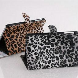 for mini ipad case, leopard popular case for ipad mini