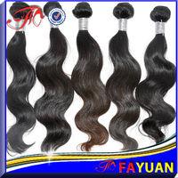 5A virgin peruvian doll hair peruvian hair weaving