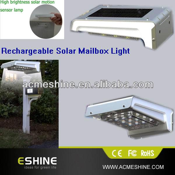 Arduino Mailbox Light Sensor Project -