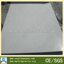 pure white marble floor tile