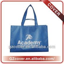 custom logo printed promotional shopping bag on sale