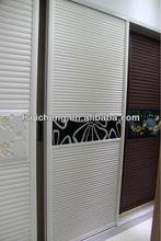Hot Sale Wooden Wardrobe Sliding Door