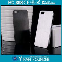 Aluminium phone accessories metal case for iphone 5 5g 5s