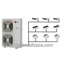 LG energy saving install inverter air conditioner