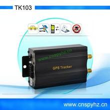 Mini Global GPS Tracker,Real Time 4 bands GSM/GPRS Tracking device GPS car tracker TK103