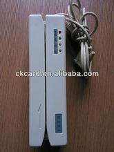 USB Tracks 1/2/3 Magnetic Card Reader/Writer