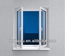 thermal break casement window with transom,aluminium window type,aluminum material window