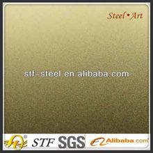 detall item decoration sand blasting mirror stainless steel sheet coil
