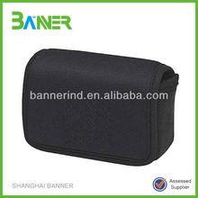 2013 BLACK NEOPRENE CAMERA BAG FOR MEN