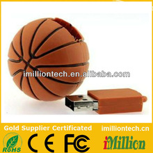 Basketball sticks pen USB flash disk,Customized basketball stick pen USB,Cheap basketball USB disk