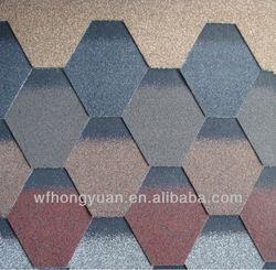asphalt shingle(low coat, high quality)
