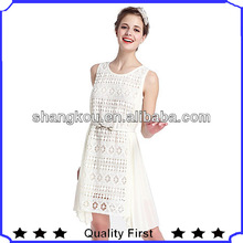 side drape irregularly cut outfits for women