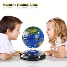 New Invention! Modern magnetic floating gift ,plastic gift, gift card reader writer