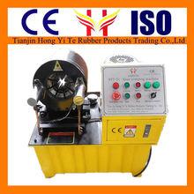 HYT-51 250kg Weight Hydraulic Hose Fitting Crimping Machine