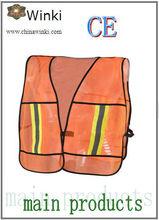 Mexico High Visibility Custom Reflective Vest