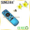 High quality and factory price android google tv box air fly remote control mouse